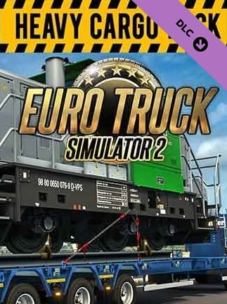 Euro Truck Simulator 2 - Heavy Cargo Pack - Steam Gift - EUROPE
