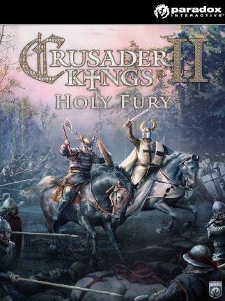 Crusader Kings II: Holy Fury Steam Key GLOBAL - G2A COM