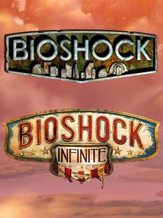 Bioshock + Bioshock Infinite Steam Key GLOBAL - G2A COM