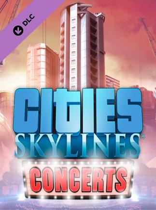 Cities: Skylines - Concerts Key Steam RU/CIS