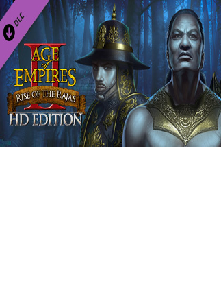 Age of Empires II HD: Rise of the Rajas Key Steam GLOBAL - box
