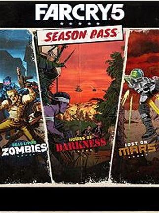 Far Cry 5 - Season Pass Uplay Key RU