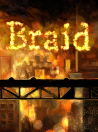 Braid Steam Key GLOBAL - okładka