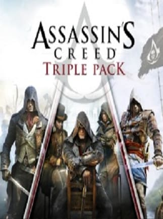 Assassin S Creed Triple Pack Black Flag Unity Syndicate Xbox Live Xbox One Key Europe G2a Com