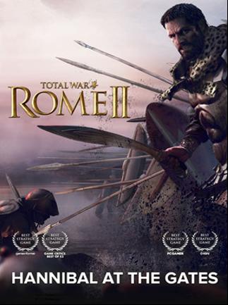 Total War: Rome II - Hannibal at the Gates Steam Key GLOBAL