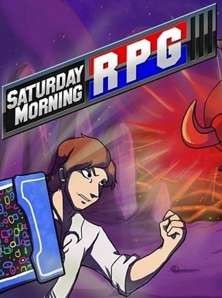 Saturday Morning RPG Steam Key GLOBAL - box