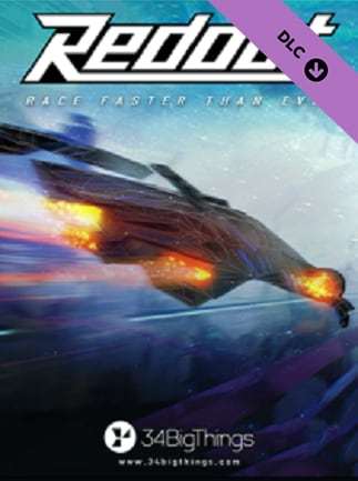 Redout - Mars Pack Steam Key GLOBAL