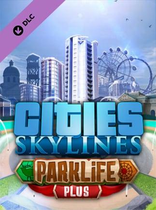 Cities: Skylines - Parklife Plus Steam Key RU/CIS