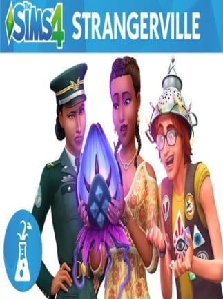 The Sims 4 StrangerVille Origin Key GLOBAL - G2A COM