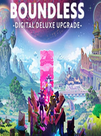 Boundless - Deluxe Edition Upgrade Steam Key GLOBAL