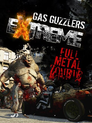 Gas Guzzlers Extreme - Full Metal Zombie Steam Key GLOBAL