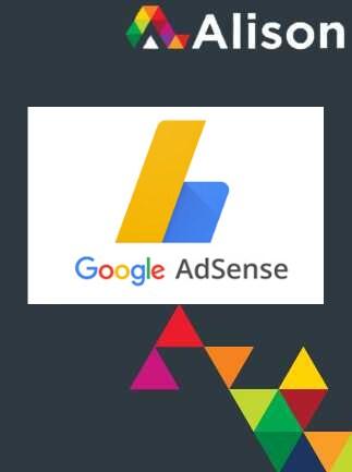 Google AdSense Alison Course GLOBAL - Digital Certificate - box