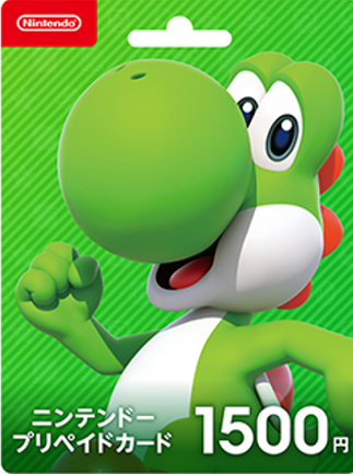 Nintendo Eshop Karte.Nintendo Eshop Card 1 500 Yen Nintendo Japan G2a Com