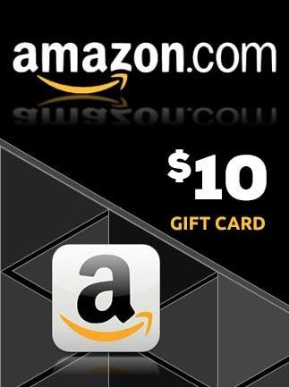 Amazon Gift Card NORTH AMERICA 10 USD Amazon - screenshot - 1