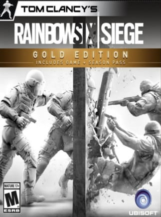 Tom Clancy's Rainbow Six Siege Year 3 Gold Edition Uplay Key EUROPE -  G2A COM
