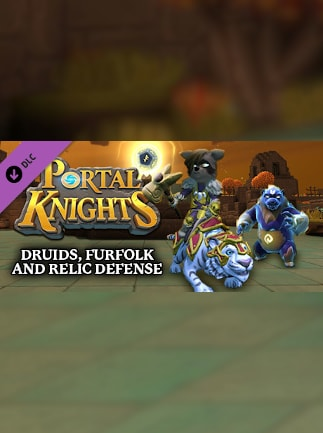 Portal Knights - Druids, Furfolk, and Relic Defense - Steam - Gift EUROPE