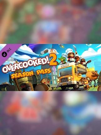 Overcooked! 2 - Season Pass Steam Key GLOBAL