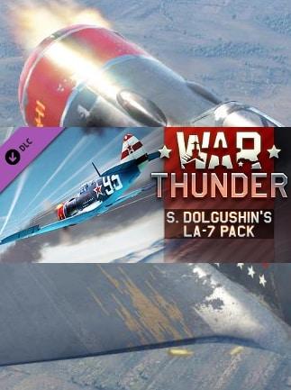 War Thunder - Sergei Dolgushin's La-7 Pack Steam Gift GLOBAL - G2A.COM
