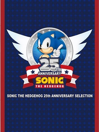 25 Anniversary Sonic Bundle 1 Steam Key GLOBAL - G2A COM