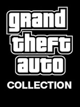 Grand Theft Auto Collection Steam Key GLOBAL - box