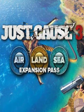 Just Cause 3 : Air, Land & Sea Expansion Pass Steam Gift GLOBAL
