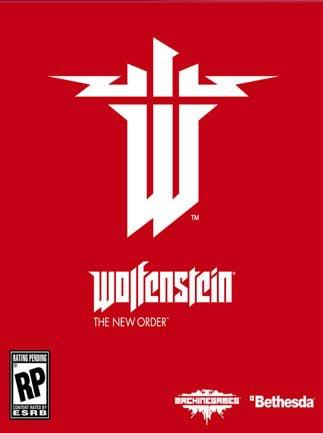 Wolfenstein: The New Order Steam Key ROW - box
