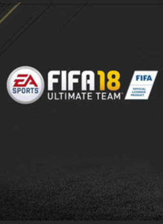 FIFA 18 Ultimate Team Coins (Player Trade) 10k XBOX ONE
