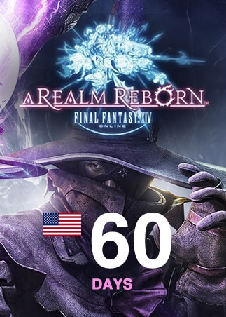 ffxiv game time card 60 days