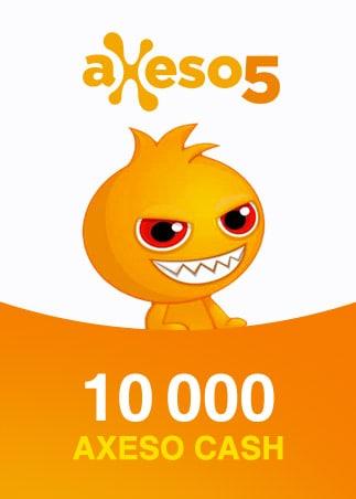 Axesocash - 10,000 GLOBAL - box