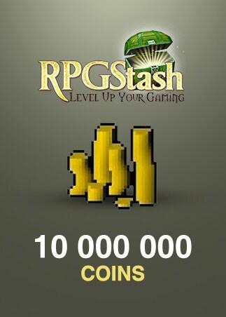 old school runescape gold global 10 000 000 coins g2a com