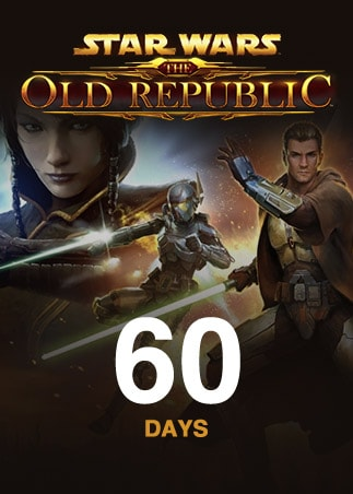 Star Wars The Old Republic Prepaid Time Card 60 Days GLOBAL Star Wars -  G2A COM