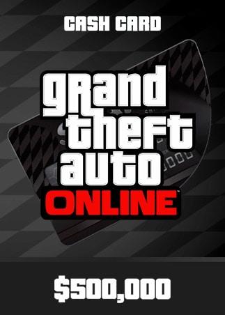 Grand Theft Auto Online: Bull Shark Cash Card 500 000 XBOX LIVE Key GLOBAL  - G2A COM