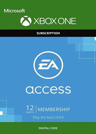 EA ACCESS XBOX LIVE Key GLOBAL 12 Months - обложка