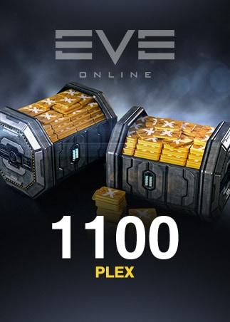 EVE Online 1100 PLEX Code GLOBAL