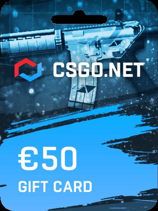 CSGO.NET Gift Card