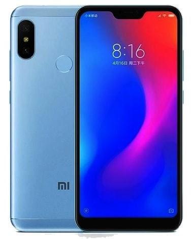Xiaomi Redmi Note 6 Pro blue, 3/32GB MZB6888EU - G2A COM
