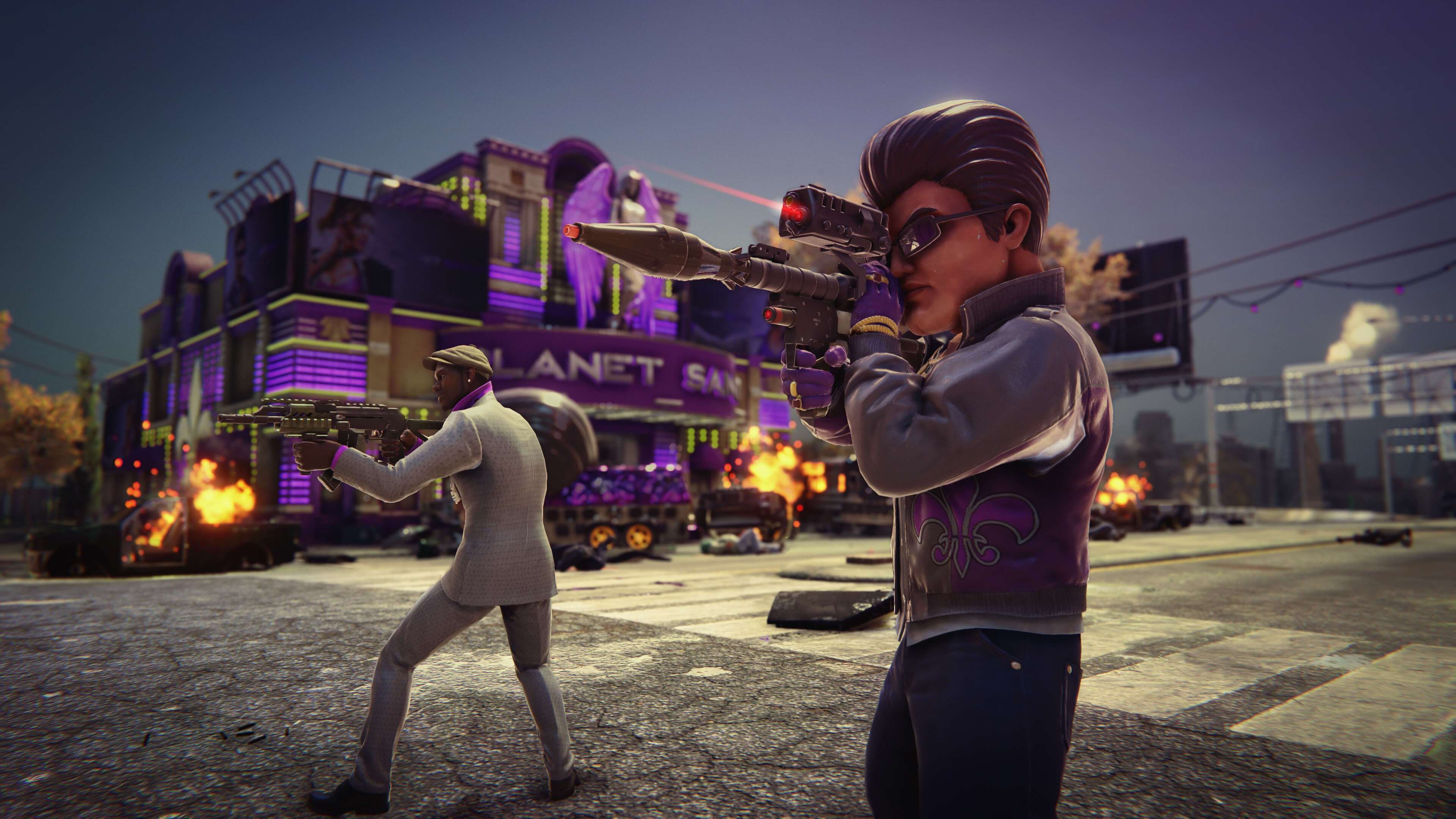 Saints Row The Third Remastered (Xbox One) - Xbox Live Key - UNITED STATES