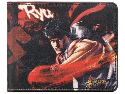 Street Fighter Ryu Vs Akuma Wallet Black G2a Com