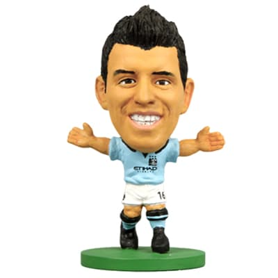 SoccerStarz Manchester City F.C. Sergio Aguero