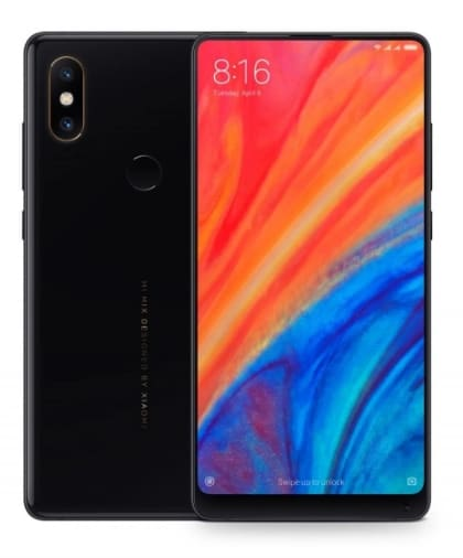Xiaomi Mi Mix 2S 6/64Gb white  MZB6206EU