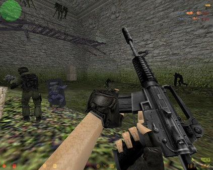 Counter-Strike 1.6 Steam Gift GLOBAL - gameplay - 7