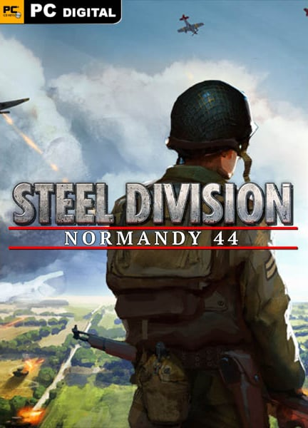 Steel Division: Normandy 44 Steam Key GLOBAL - box