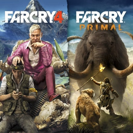 Far Cry 4 Far Cry Primal Bundle Xbox Live Key Xbox One United