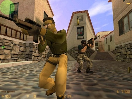 Counter-Strike 1.6 Steam Gift GLOBAL - gameplay - 8