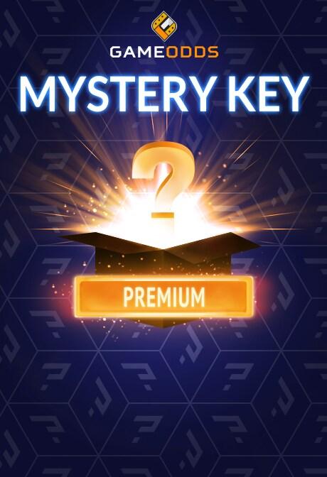 PREMIUM RANDOM MYSTERY by GAMEODDS.GG Key GLOBAL - box