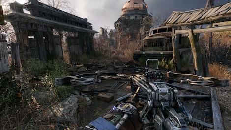 Metro Exodus Steam Key GLOBAL - gameplay - 6