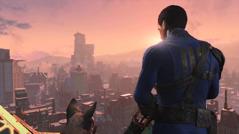 Fallout 4 Steam Key GLOBAL - gameplay - 14