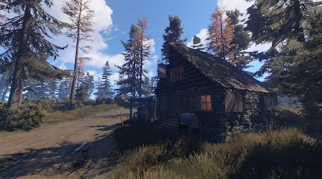 Rust Steam Key RU/CIS - jugabilidad- 3