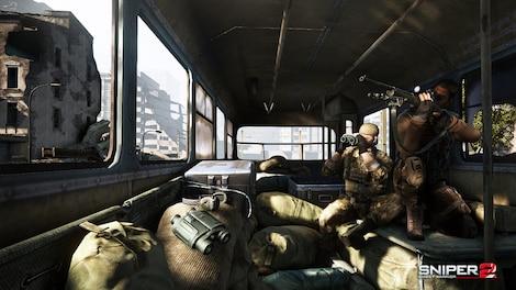 Sniper: Ghost Warrior 2 Steam Key GLOBAL - gameplay - 3