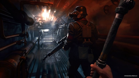 Wolfenstein: The Old Blood Steam Key GLOBAL - rozgrywka - 9